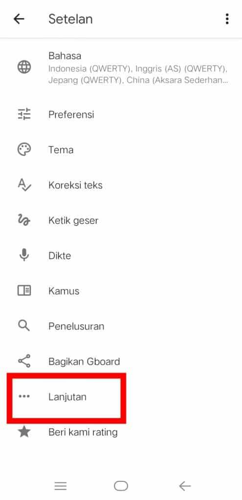 Image 1 Cara Menghapus Riwayat Keyboard Android