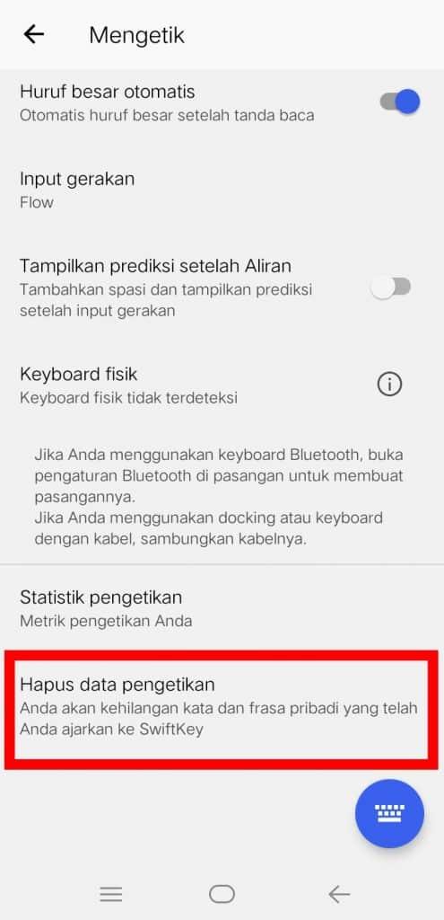 Image 2 Cara Menghapus Riwayat Keyboard Android
