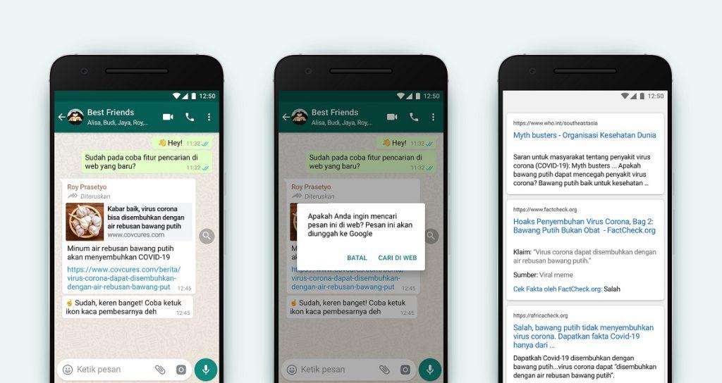 Image 1 WhatsApp: Fitur Kontrol Baru untuk Pesan Diteruskan