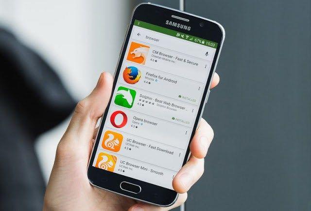 Image 2 Cara Mengganti Peramban Default di Android