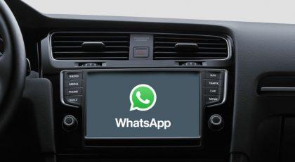 Image 1 WhatsApp di Android Auto: Semua yang Bisa dan Tidak Bisa Anda Lakukan