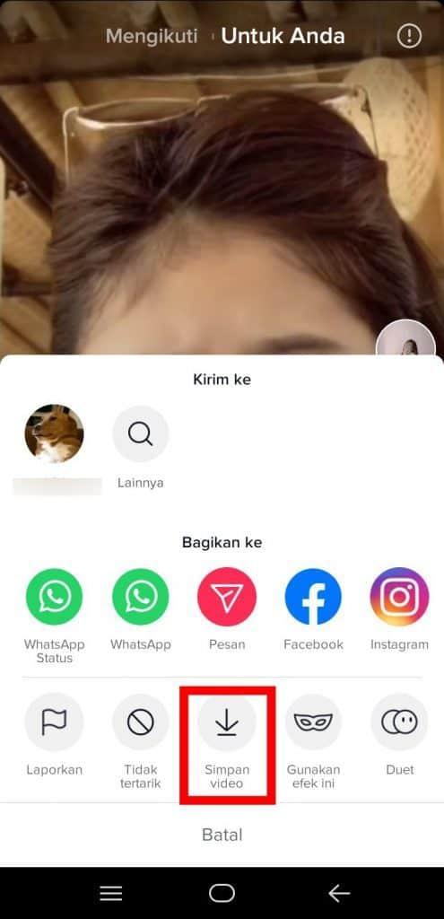 Image 9 Cara Terbaik untuk Mengunduh Video TikTok di Android