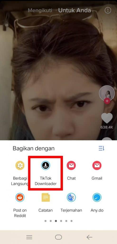 Image 3 Cara Terbaik untuk Mengunduh Video TikTok di Android