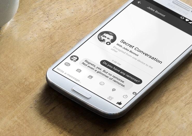 Cara Memulai Percakapan Rahasia di Facebook Messenger