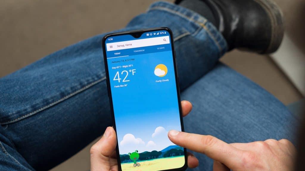Aplikasi dan Widget Cuaca Terbaik untuk Android