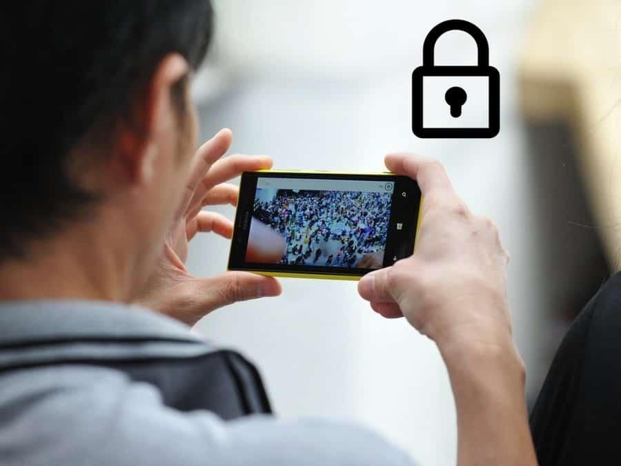 Cara Mengunci Layar Sentuh Selama Menonton Video di Android