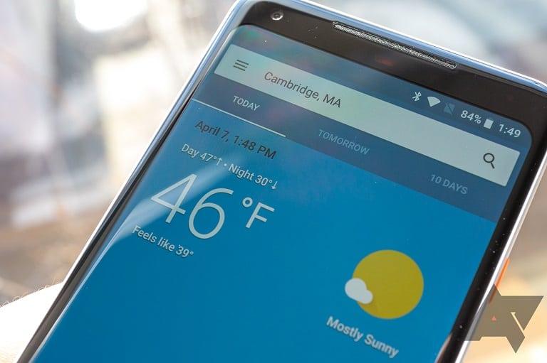 Cara Menambahkan Widget Jam dan Cuaca ke Layar Awal di Android