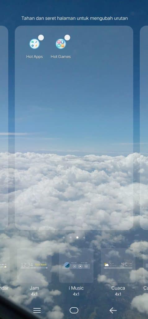 Image 3 Cara Menambahkan Widget Jam dan Cuaca ke Layar Awal di Android