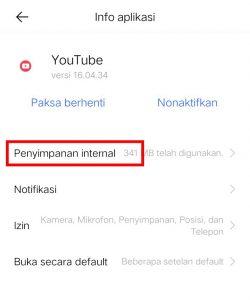 Image 3 Cara Memperbaiki YouTube Tidak Bekerja di Android
