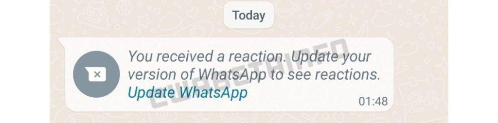 Image 2 Cara Bereaksi ke Pesan WhatsApp dengan Emoji