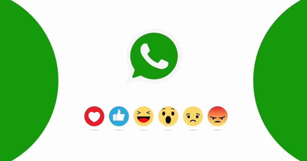 Cara Bereaksi ke Pesan WhatsApp dengan Emoji