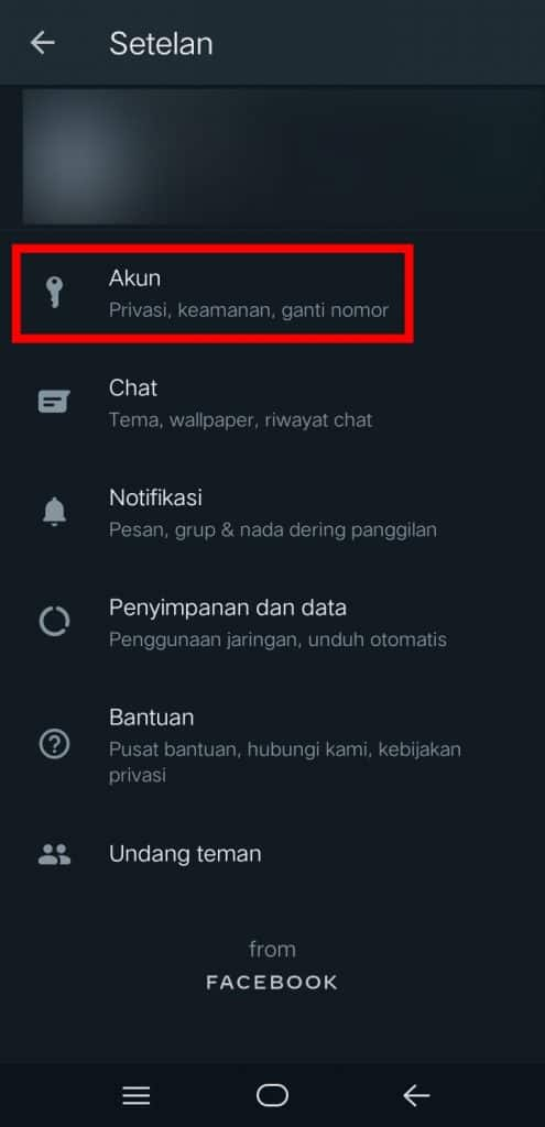 Image 5 Cara Menyembunyikan Terakhir Dilihat WhatsApp dari Orang Tertentu