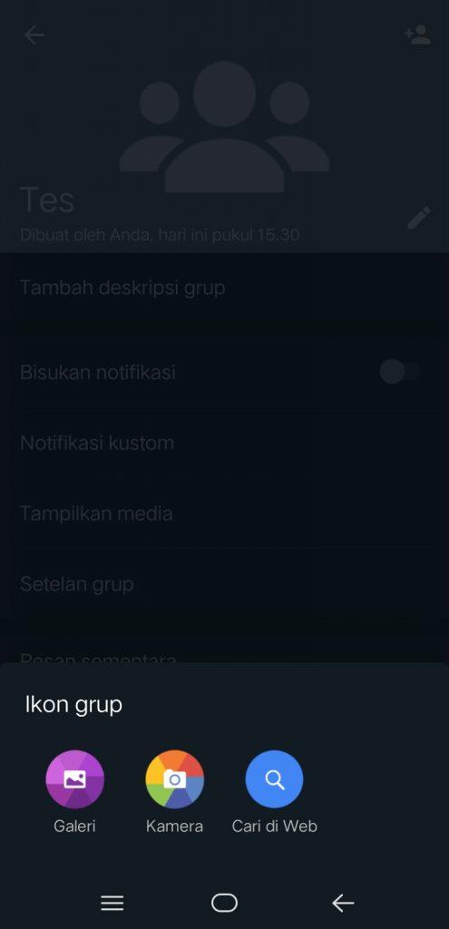 Image 4 Cara Mengganti Ikon Grup WhatsApp di Android