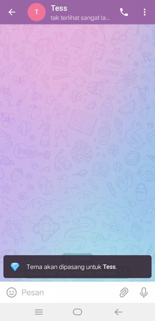 Image 2 Cara Mengganti Tema Chat Individual di Telegram