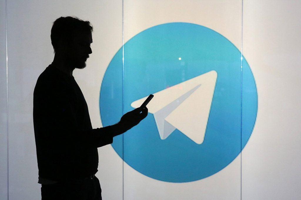 Cara Mereset Kontak di Telegram Android