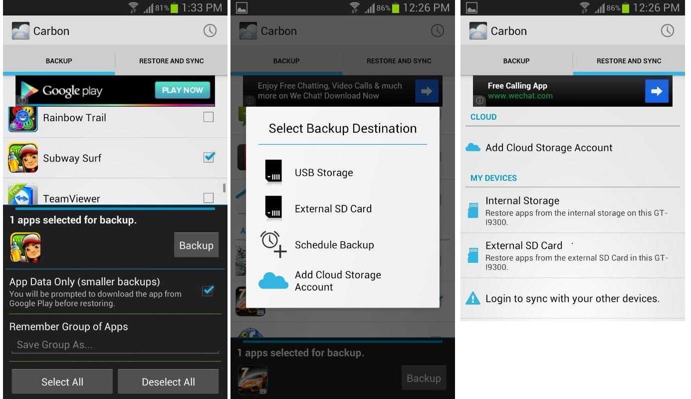 image de Comment sauvegarder vos données (backup) sur votre Android 3