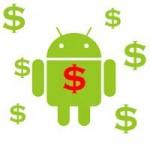5 applications pour gagner de l'argent sur Android