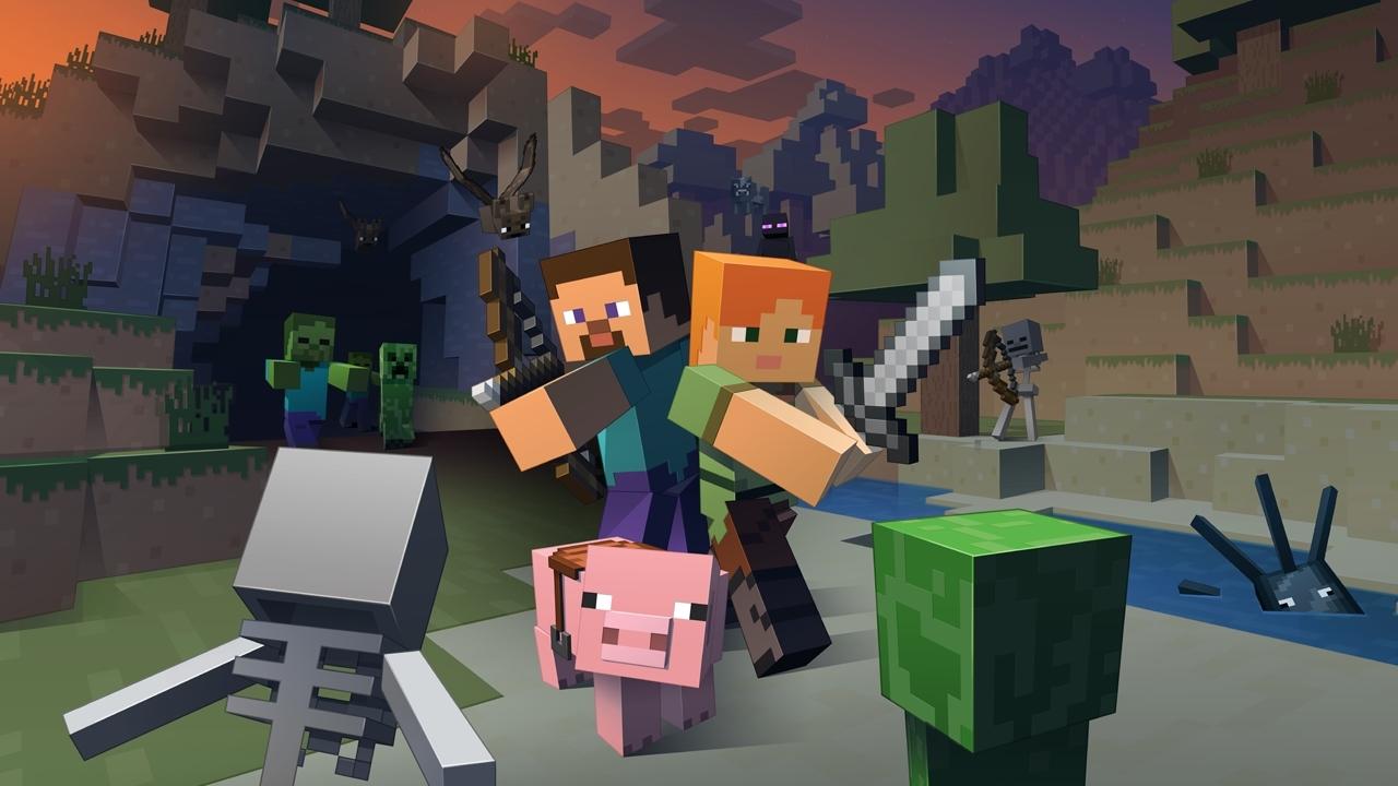image 2 de 5 alternatives au jeu Minecraft pour Android