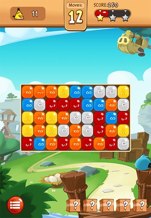 image de Un nouveau jeu Angry Bird est arrivé le 22 décembre sur Android 3