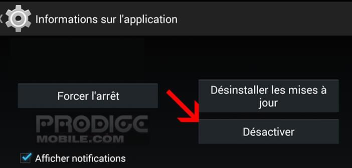 image de Comment se débarrasser des applications préinstallées 3