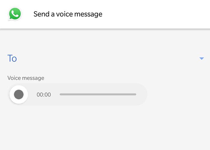 image de Envoyer des notes vocales WhatsApp depuis Google Assistant 3