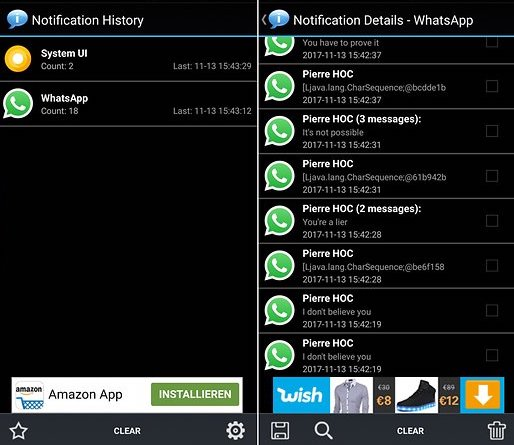 image de Comment lire un message supprimé après envoi sur WhatsApp 4