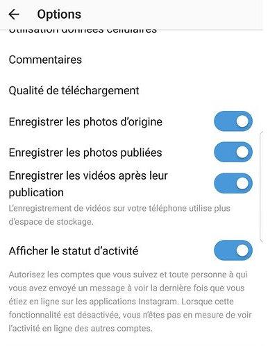image de Comment cacher la dernière heure de connexion sur Instagram 3