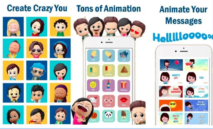 image de Quelle est la meilleure alternative Animoji pour Android 2