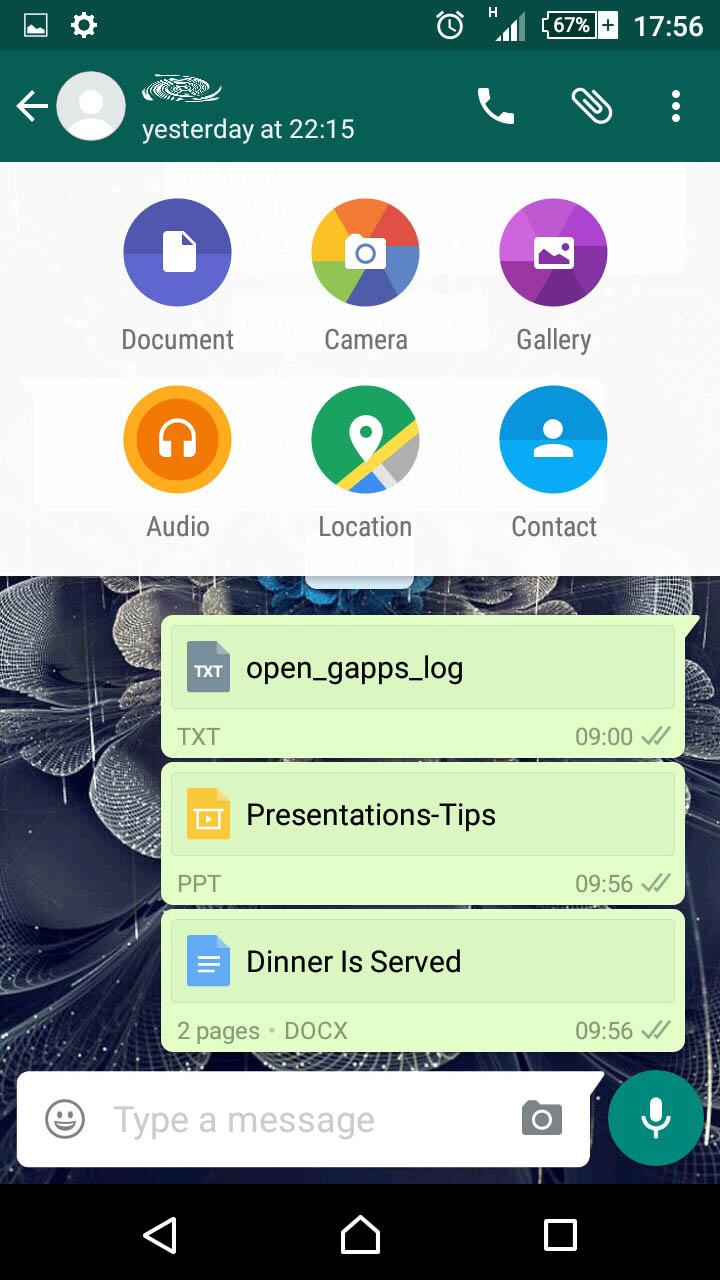 image de Conseils pour maîtriser WhatsApp sur Android en 2018-3
