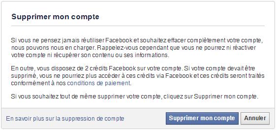 image de Comment supprimer définitivement un compte Facebook 3