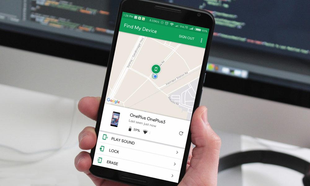 image de Comment supprimer des données de votre Android perdu ou volé 2