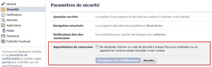 image de Comment améliorer la sécurité de votre vie privée sur Facebook 5