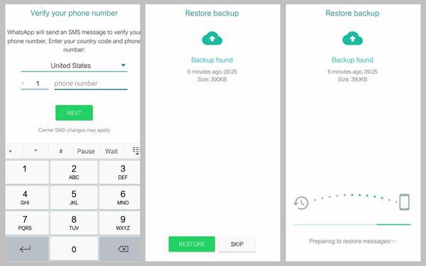 image de Comment récupérer des images WhatsApp supprimées de votre Android 3