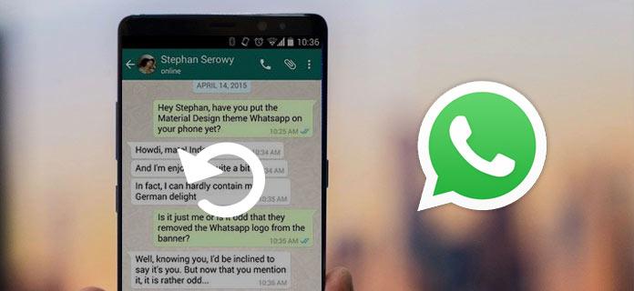 image de Comment récupérer des images WhatsApp supprimées de votre Android 2