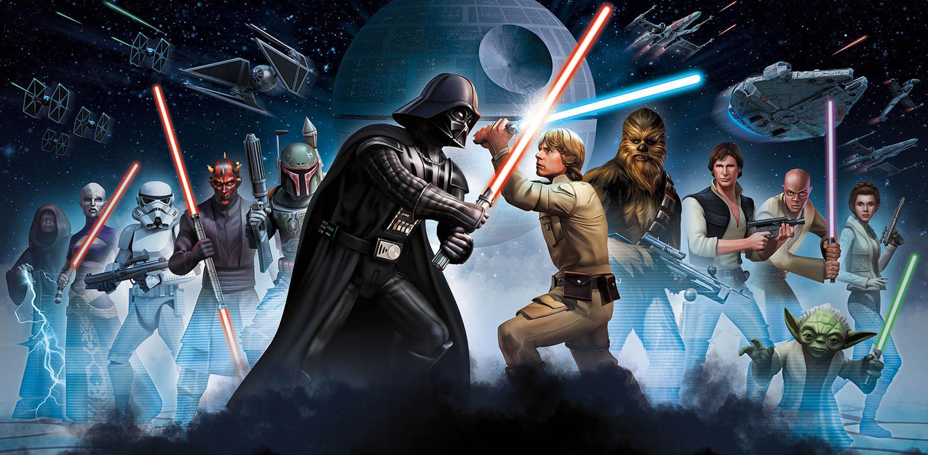 image de 5 jeux Star Wars pour célébrer le 4 mai 2