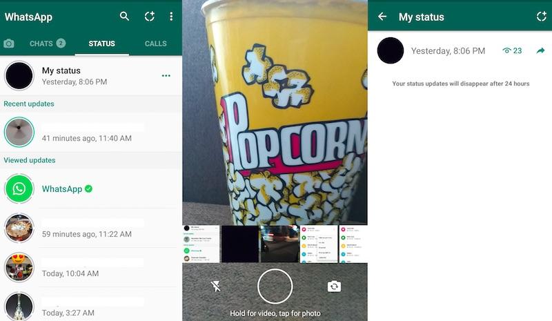 image de Comment créer, modifier et supprimer les mises à jour de statut WhatsApp 2
