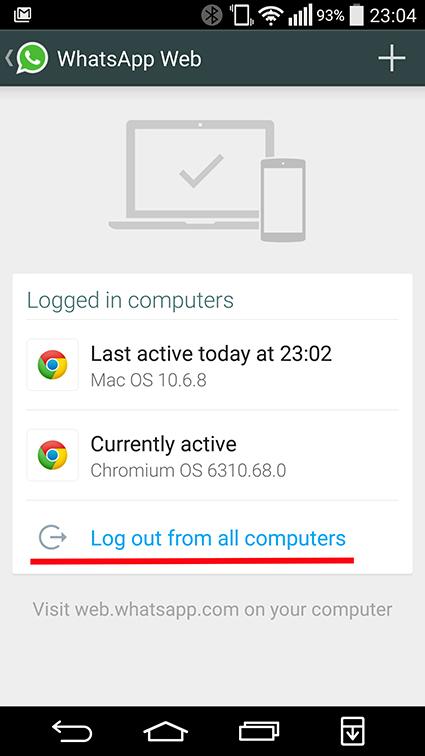 image de Comment savoir si mon compte WhatsApp a été piraté 3