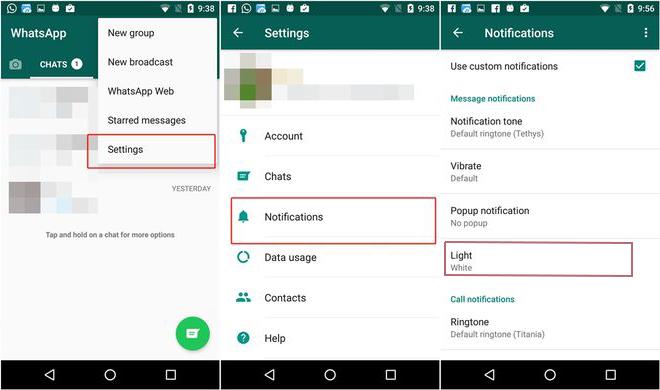image de Comment changer les paramètres de notification WhatsApp sur Android 4