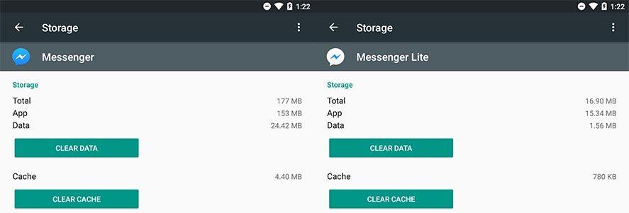 image de Quelles sont les différences entre Facebook Messenger et Facebook Messenger Lite 2