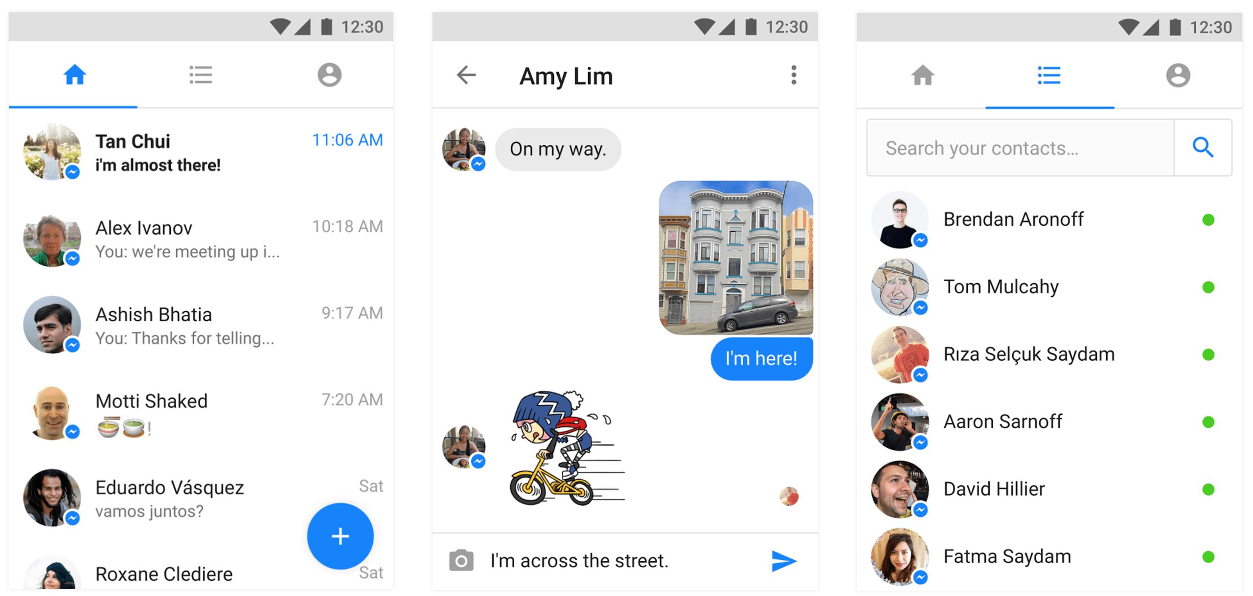 image de Quelles sont les différences entre Facebook Messenger et Facebook Messenger Lite 6