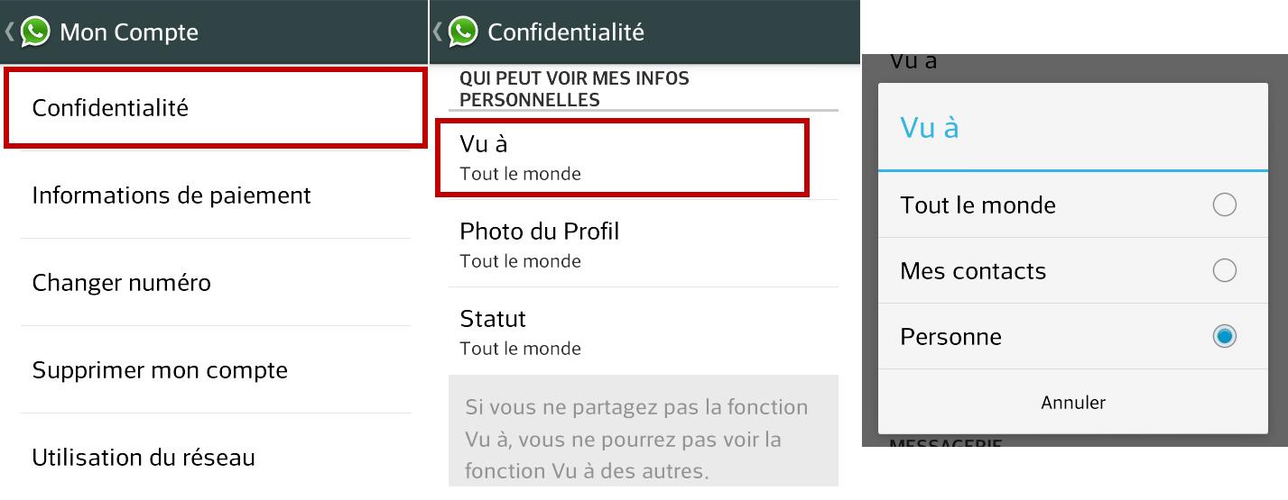 image de Comment cacher votre statut en ligne dans WhatsApp 2