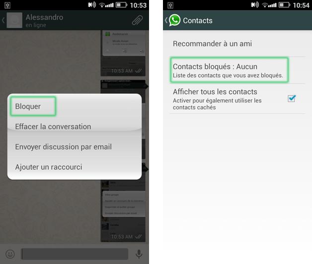 image de Comment bloquer des contacts sur WhatsApp sans qu'ils le sachent 4