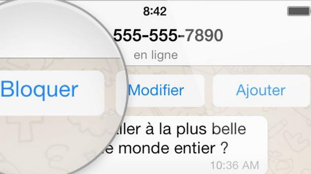 image de Comment bloquer des contacts sur WhatsApp sans qu'ils le sachent 5
