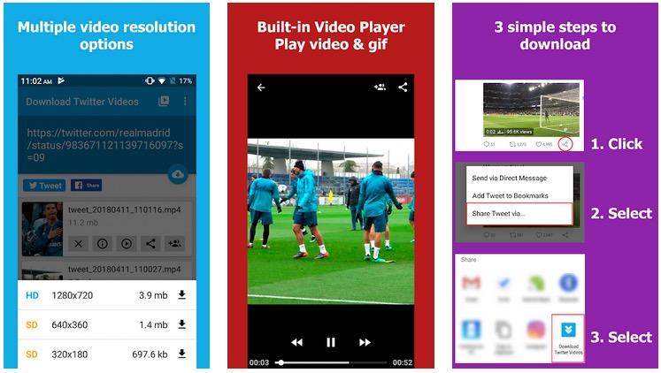image de Comment télécharger des vidéos Twitter sur votre Android 3