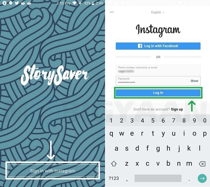 image de Sauvegardez les stories Instagram de votre choix sur votre Android 2