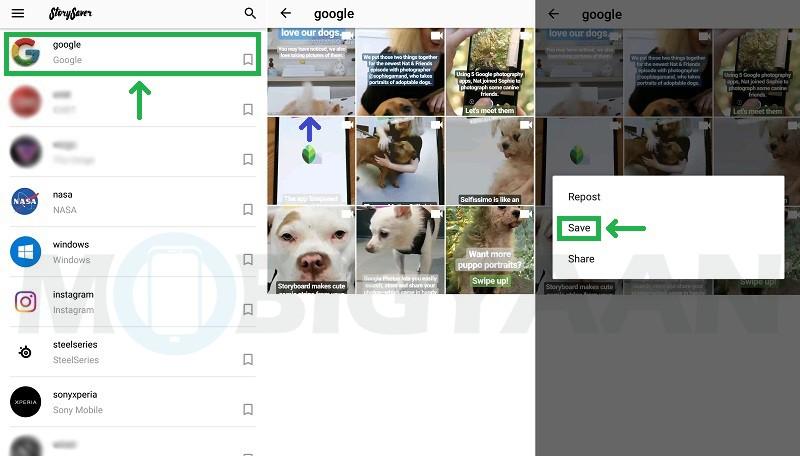 image de Sauvegardez les stories Instagram de votre choix sur votre Android 3