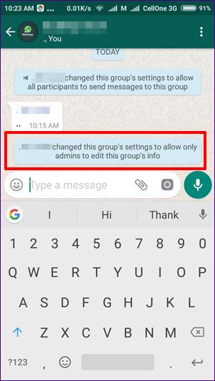 image de Comment créer et gérer des groupes restreints dans WhatsApp 5