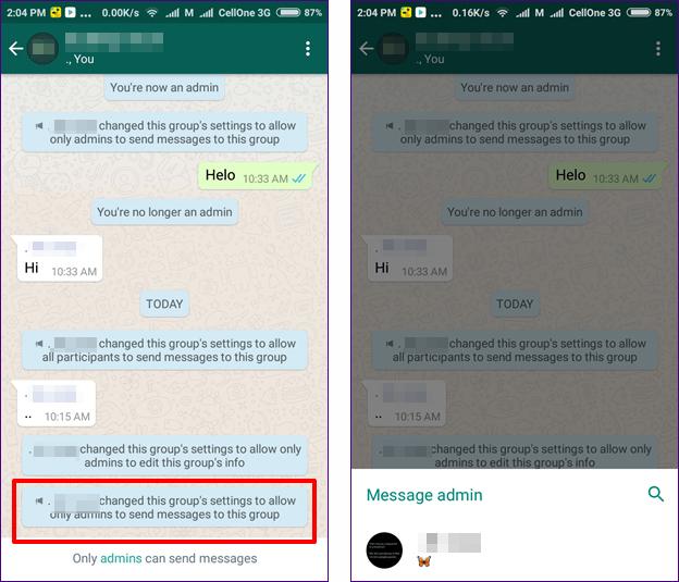 image de Comment créer et gérer des groupes restreints dans WhatsApp 8