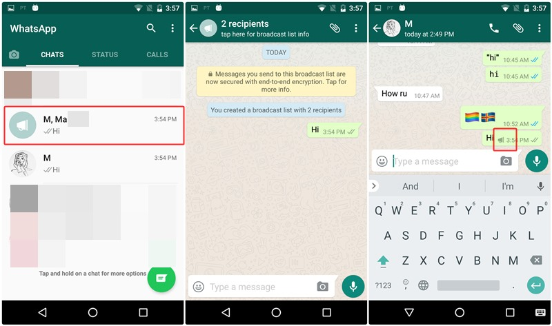 image de Qu'est-ce que WhatsApp Broadcast et comment l'utiliser 3