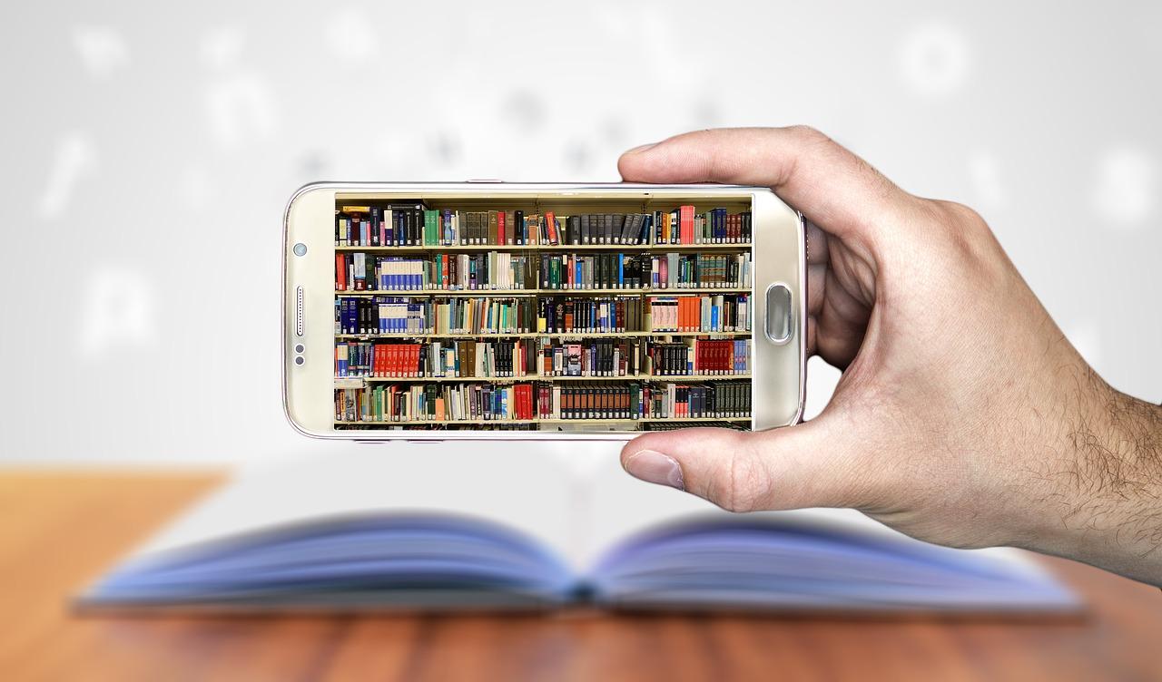 image de 6 applications de lecture de livres électroniques pour Android en 2018-2